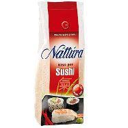 nattura riso per sushi gr.500
