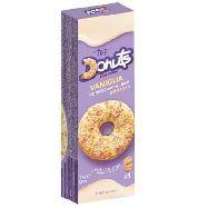 tiny donuts alla vaniglia senza glutine non fritti 100% italiiani pz.3  gr.111