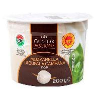 gusto & passione mozzarella di bufala campana gr.200