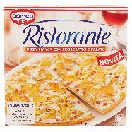 cameo pizza ristorante bianca prosciutto/patate gr.310