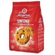 lazzaroni biscotti my love con farina di mais e gocce di cioccolato gr.700