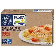 frosta filetti di merluzzo con patate e pomodori gr.320